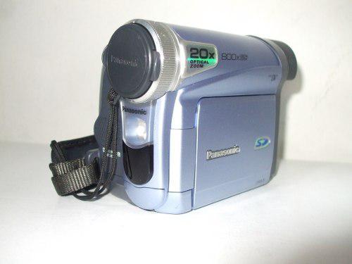 Panasonic Videocamara De Casset Mini Dv Pv-gs12