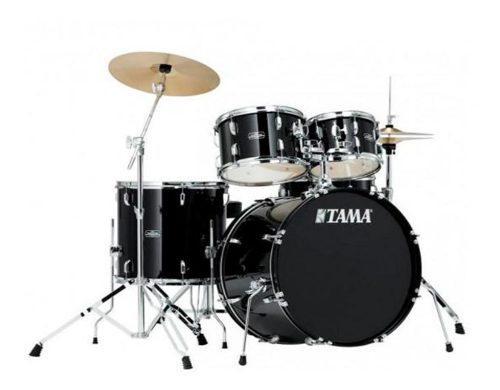 Tama sg52kh6c bk batería stagemaster 5 pzs y atriles negro