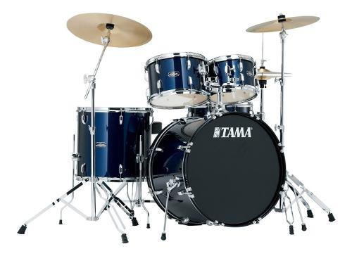 Tama sg52kh6c db batería stagemaster 5 pzs y atriles azul