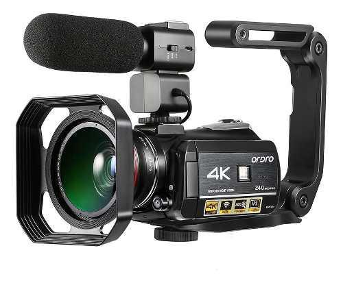 Videocámara digital ordro ac3