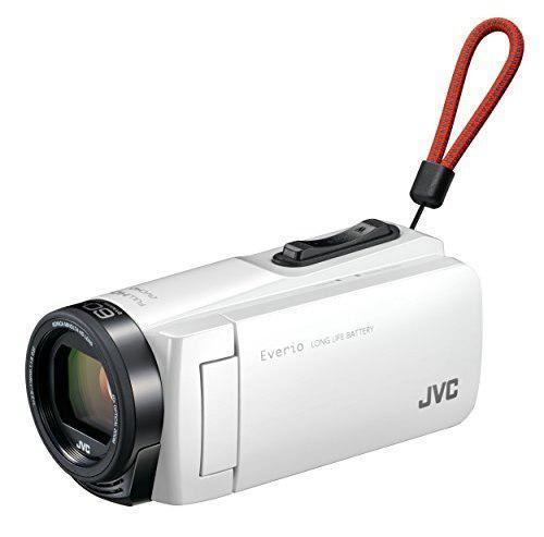 Videocámaras jvckenwood jvc everio 32gb gz-f270-w blanco