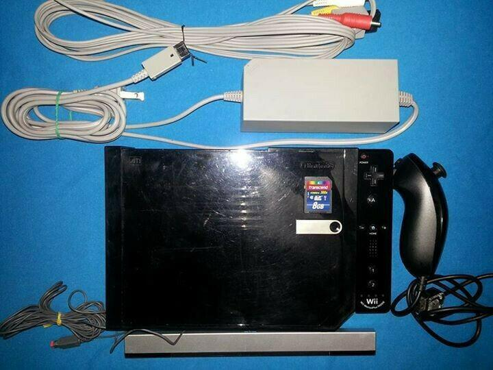 Wii 20 juegos en USB + 8 juegos gamecube y 2,000 juegos