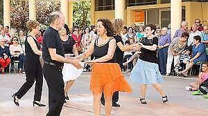 Clases de baile de salon particulares horarios flexibles,