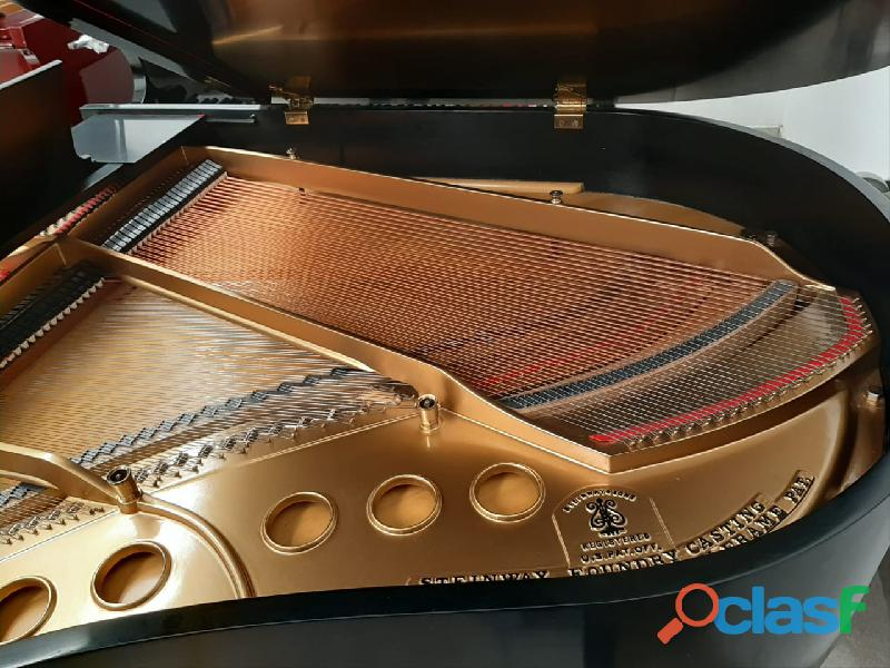 Hermoso piano marca STEINWAY & SONS Modelo M, origen N.Y. 7