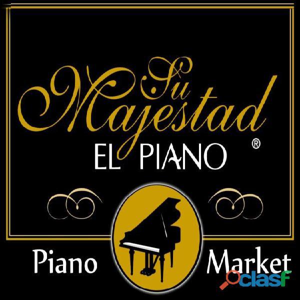 Hermoso piano marca STEINWAY & SONS Modelo M, origen N.Y. 3