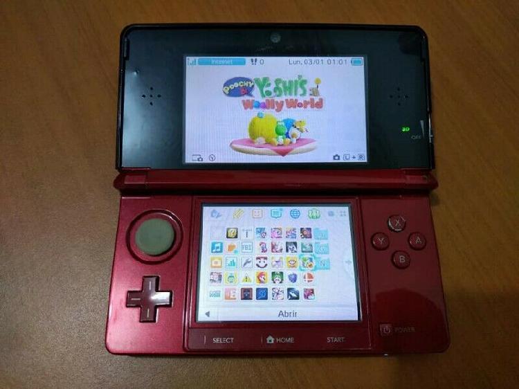 Nintendo 3ds 360 juegos
