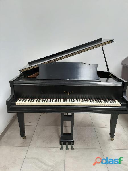 Piano 1/4 de cola marca wm. knabe & co. origen baltimore.