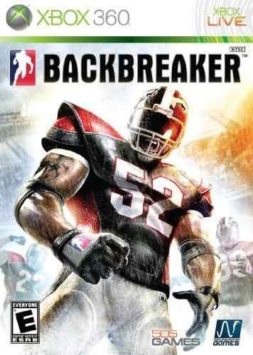 Backbreaker football - juegos de xbox 360 by 505