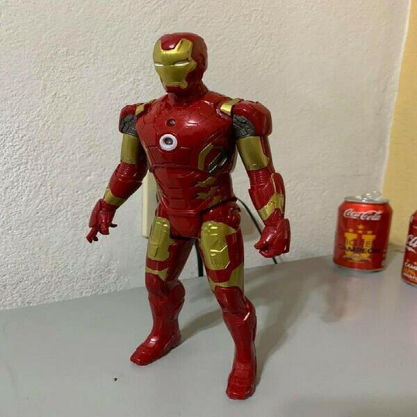Iron man interactivo
