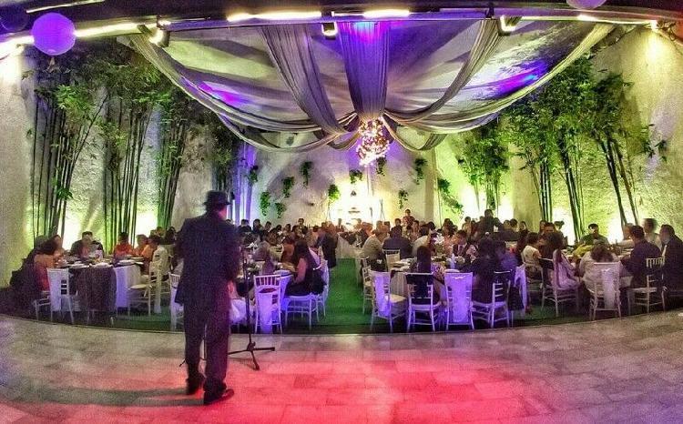 Jardín salón de fiestas banquetes al norte de la cdmx