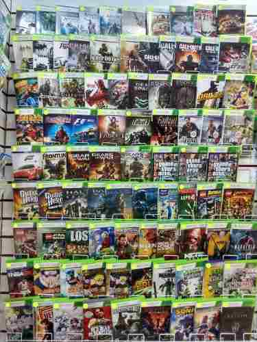 Juegos varios baratos xbox 360 infinity games