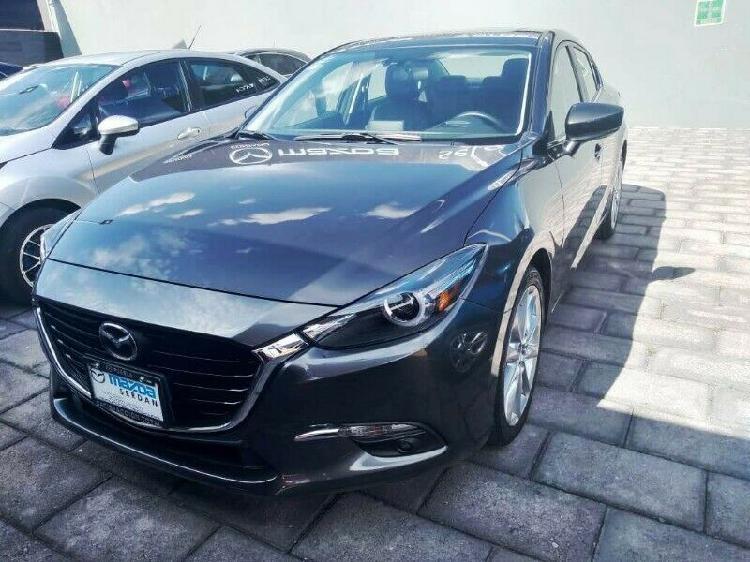 """Mazda 3, s grand touring 2018 """" elegancia, seguridad y"""
