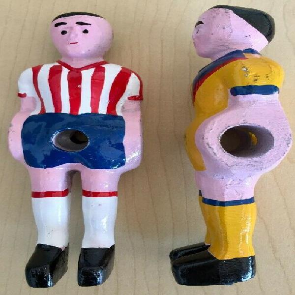 Muñecos de Aluminio para futbolito