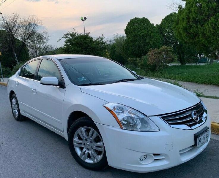 Nissan altima 2012 automático factura de agencia