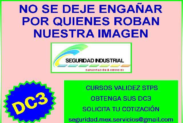 Dc3 capacitacion, cursos dc3, validez stps dc5, cursos