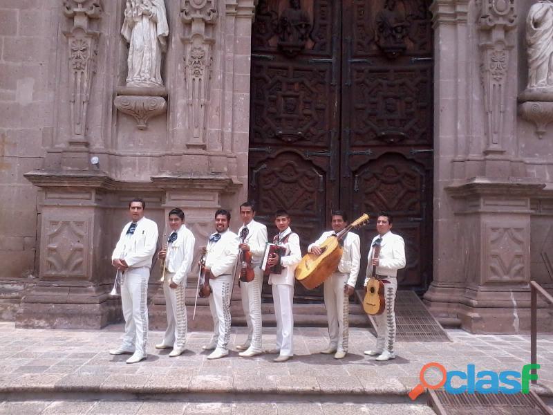 """""""mariachi juvenil los caporales a sus ordenes"""""""