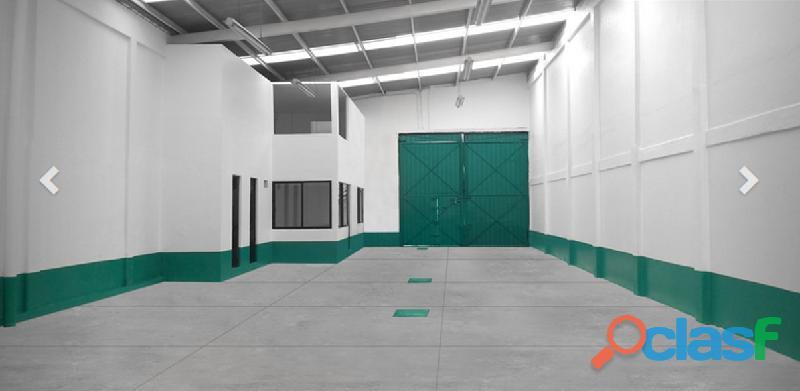 Renta de bodega industrial en vallejo 115 m2