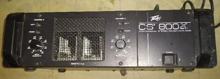 venta de amplificador PEAVY CS-800 X