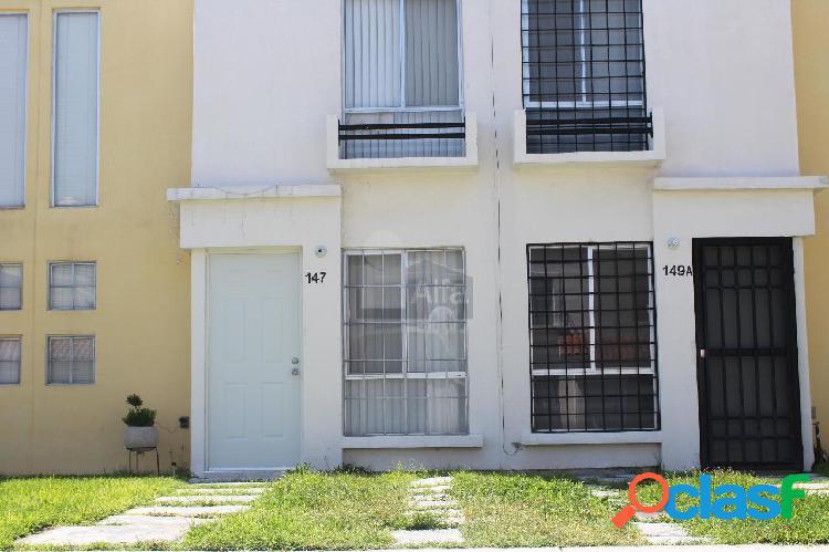 Casa sola en renta en residencial campo azúl, celaya, guanajuato