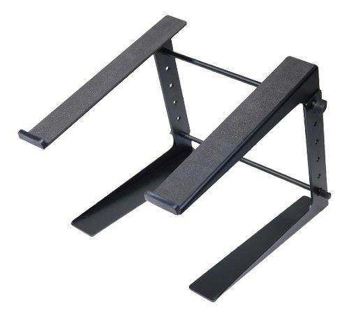 Base stand para laptop de metal portatil para controlador dj