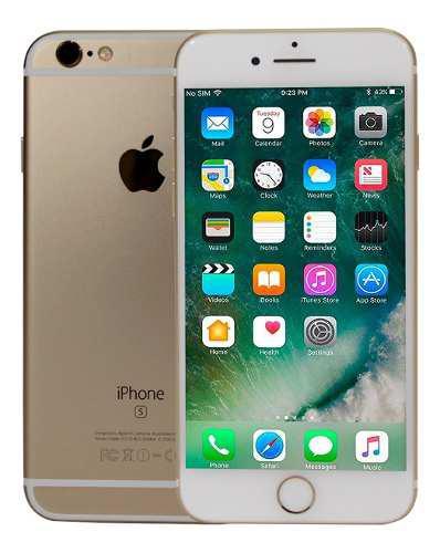 Celular apple iphone 6s 2gb 16gb a9 dual core ios 12 openbox