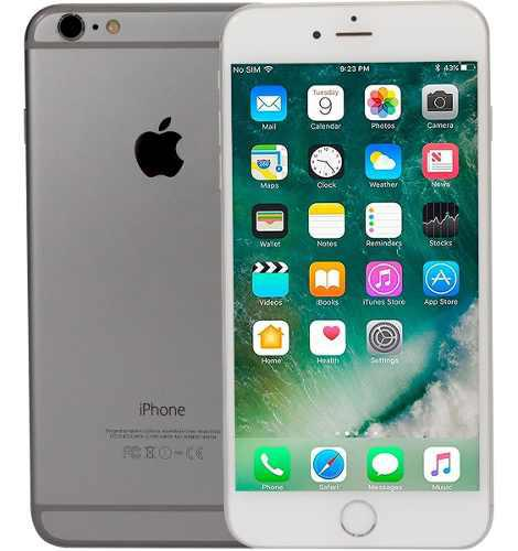 Celular apple iphone 6s plus 16gb a9 dual core ios open box