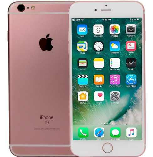 Celular apple iphone 6s plus 2gb 16gb a9 dual core ios 9
