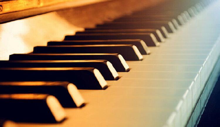Clases particulares de piano. cdmx cuauhtémoc