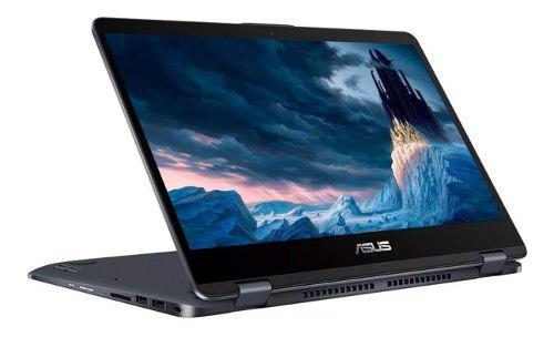 Laptop asus flip tp410ua intel core i3 4gb 500gb 14 touch