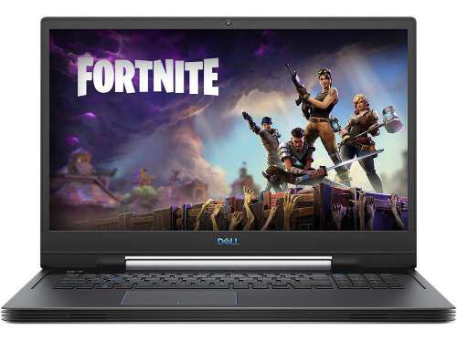 Laptop dell g7 17 (7790) / core.i7-9750h / rtx 2060 / ssd
