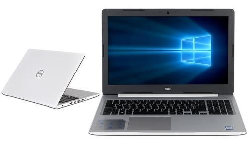 Laptop dell inspiron 15-5570:procesador intel core i3 8130u