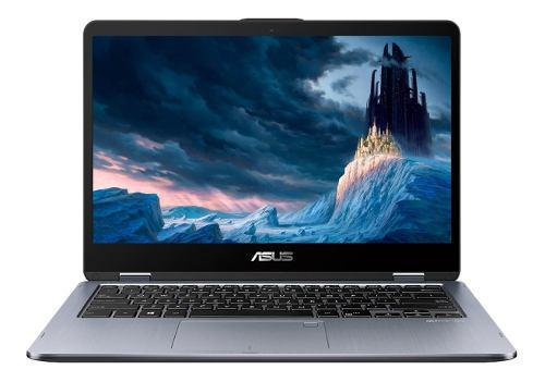 Laptop flip asus tp410ua-ec288s 2 en 1 i3-7100u 4gb 500gb