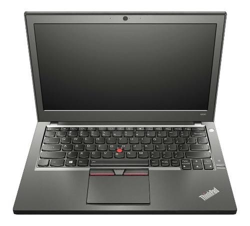 Laptop lenovo thinkpad x250 i5 5ta 180 ssd 4 gb ram win 8