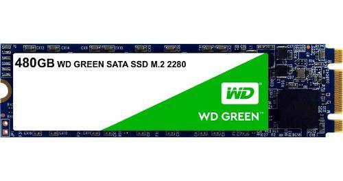 Ssd m.2 480gb disco duro solido western digital laptop pc