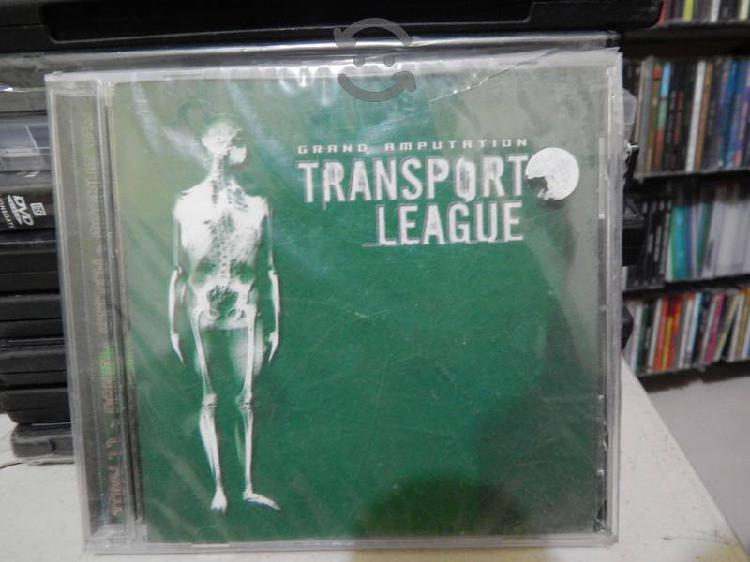 Transporte leage cd grand amputation sludge/doom