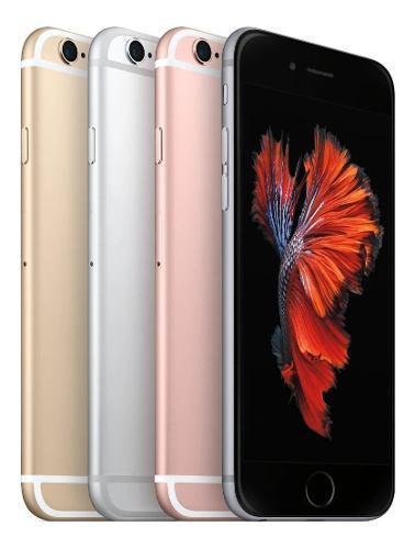 Iphone 6s 64gb de exhibicion originales envio gratis