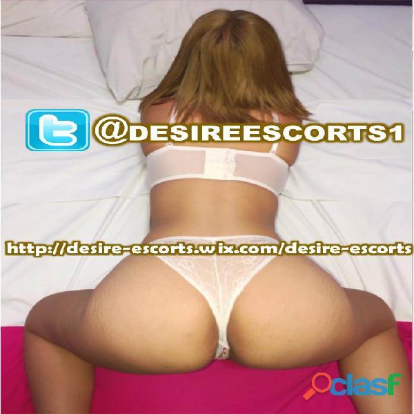 Las chicas mas sensuales y atrevidas estan en desire escorts