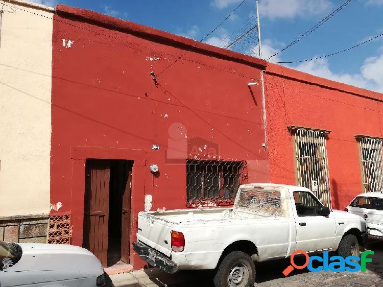 Casa sola en venta en 5 de Mayo, San Luis Potosí, San Luis Potosí