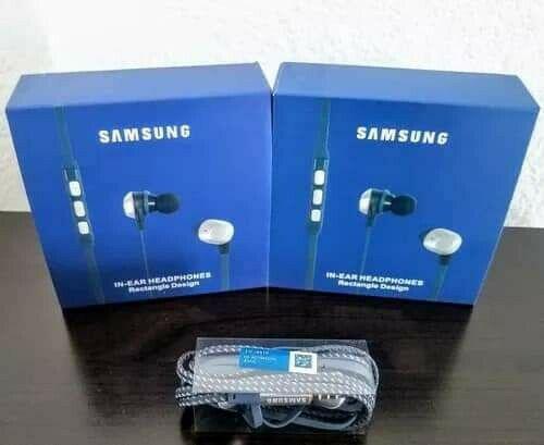 Audífonos samsung metal blue