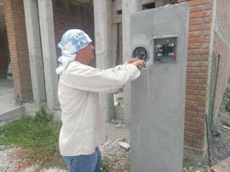 Eléctricista. servicios urgentes de reparación.