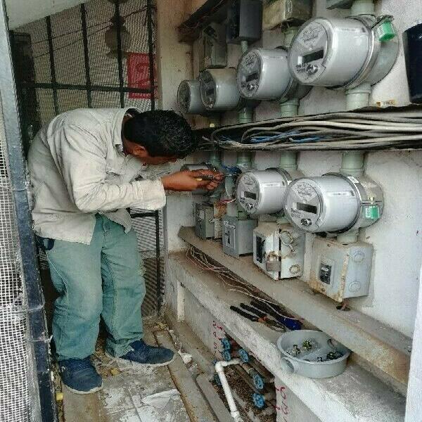 Electricista las 24 horas trabajos urgentes y garantizados