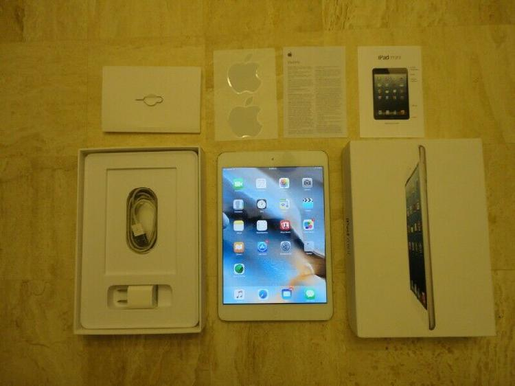 Ipad mini wifi, 32gb. blanca. en su empaque original.