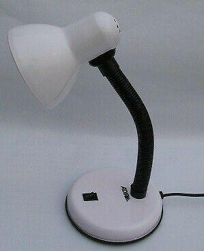 Lámpara de buro, escritorio, mesa, exhibidor, etc. para