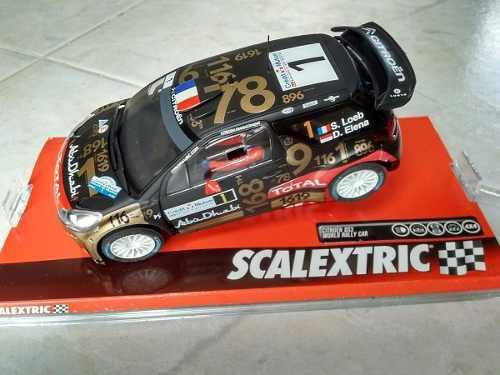 Scalextric Citröen Ds3 4x4