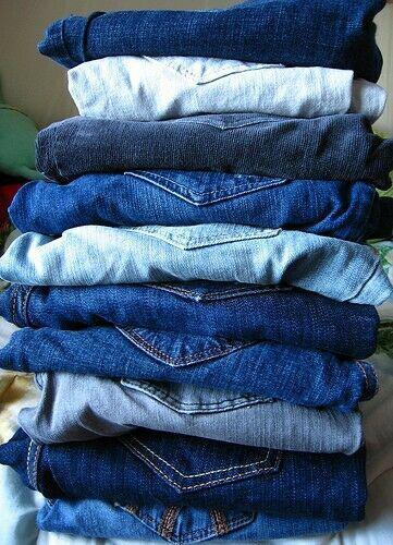 Vendo pantalones de mezclilla