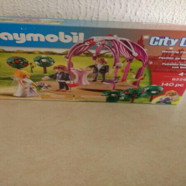 Playmobil pabellón nupcial