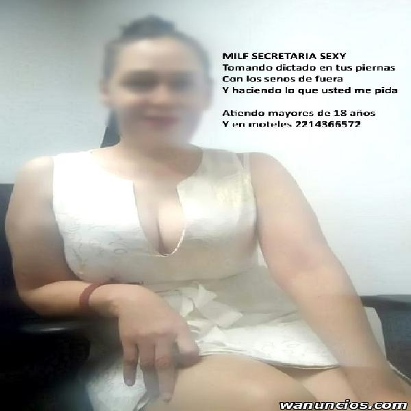 Secretaria Sexy 2214366572 *Tomando Dictado En Tus Piernas*