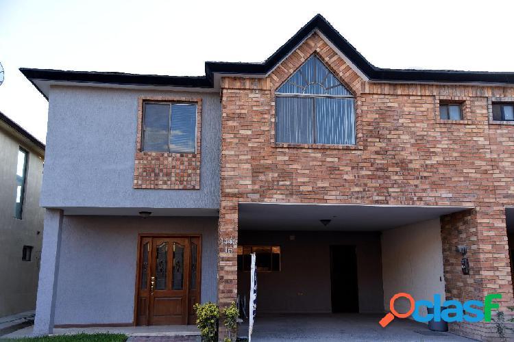 Casa sola en venta en residencial campestre la rosita, torreón, coahuila