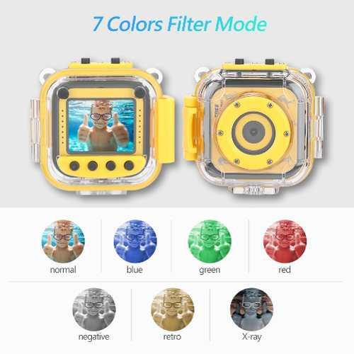 720p kids digital sports acción cámara vídeo recorder dv