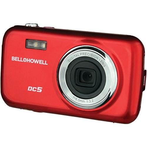 Bell Howell Dc5-r Camara Digital De 5mp Con Pantalla Lcd D